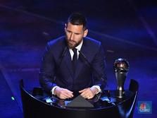 Messi Raih Ballon d'Or: Gengsi Dapat, Dompet Susah Dilipat