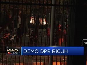 Demo Rusuh, 88 Orang Dirawat di RSPP