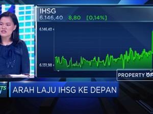 4 Hari Melemah, Akhirnya IHSG Bangkit & Menguat 0,14%