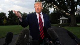 Kongres Formalkan Proses Pemakzulan Trump