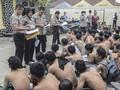 Polisi Klaim Telah Pulangkan Seluruh Pelajar dan Mahasiswa
