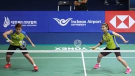 Greysia/Apriyani Tersingkir dari Korea Open 2019
