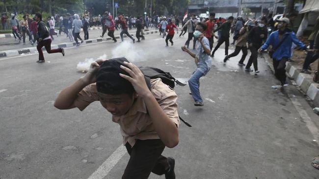 AS dan Australia Minta Warga Waspada Demo Rusuh di Indonesia