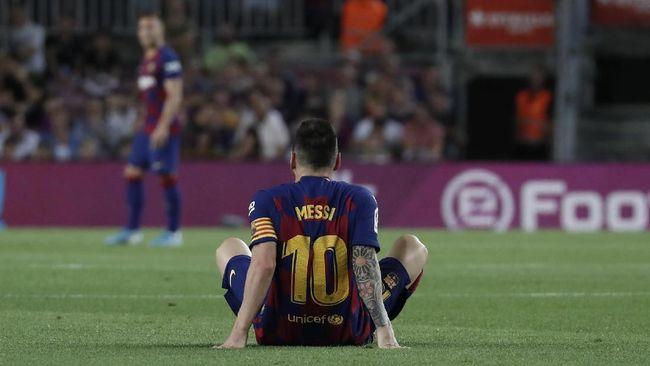 Messi Menolak Disebut Dewa