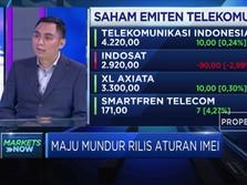 Aturan IMEI Untungkan Emiten Peritel Ponsel