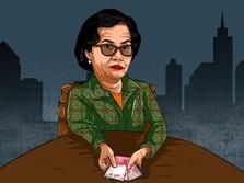 Sri Mulyani 'Ramal' PDB Indonesia Tumbuh 4,5%-5,3% di 2021