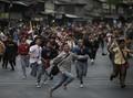 Polisi Sebut 570 Pelajar Pedemo Sudah Dijemput Orang Tua