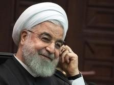 Hubungi Jokowi, Rouhani Siap Pasok Test Kit Hingga Ventilator