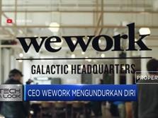 Pemegang Saham Dorong CEO WeWork untuk Mengundurkan Diri
