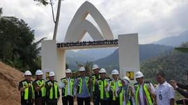 Hutama Karya Garap Pembangunan Bendungan Meninting di Lombok