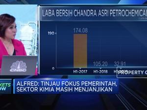 Perang Dagang Gerus Industri Kimia, Laba TPIA Anjlok 71,42%