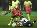 Hasil Piala Liga Inggris: Man City Tekuk Preston 3-0