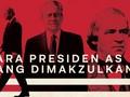 INFOGRAFIS: Para Presiden AS yang Dibayangi Pemakzulan