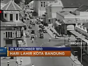 Sejarah  Lahirnya Kota Bandung