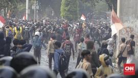 Ribuan Mahasiswa Demo di Padang, Garut Hingga Pontianak