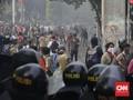 #STMMelawan Ricuh, Polisi Sulit Bedakan Pelajar dan Perusuh