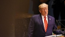 Imbas Corona, Trump Akan Larang Kunjungan ke Italia & Korsel