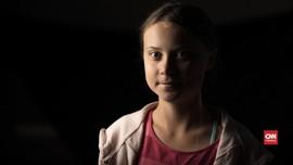 VIDEO: Greta Thunberg Raih Penghargaan Nobel Alternatif