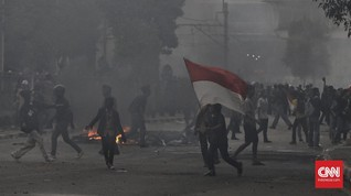 Demonstran Masih Ditahan, Kuasa Hukum Ajukan Penangguhan