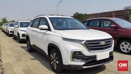 Wuling Indonesia Mulai Ekspor Chevrolet Captiva