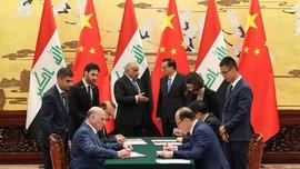 Irak Bakal Gabung Proyek Jalur Sutera China