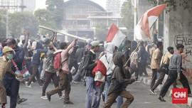 Polisi Minta Pelajar Hindari Sosok Berpenutup Wajah Saat Demo