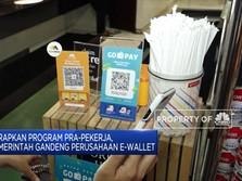Peserta Kartu Pra-Kerja Dibayar Lewat Dompet Digital