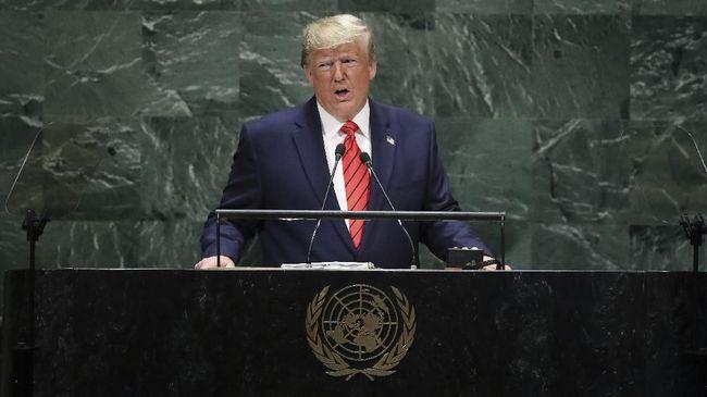 Salahgunakan Yayasan untuk Politik, Trump Didenda Rp28 Miliar