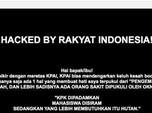 Protes Revisi UU KPK, Situs KPAI Dihack!