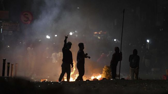 Detik-detik Akbar Alamsyah Ditemukan Usai Demo Versi Polisi