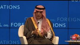 VIDEO: Arab Saudi Tak Mau Buru-buru Perang Lawan Iran