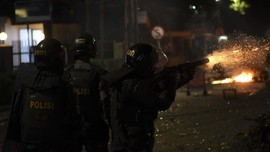 Gas Air Mata Masuk Kampus Atma Jaya, Polisi Sebut Refleks