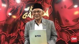 Pengurus PSSI Ikut Bersaing di Kongres Pemilihan