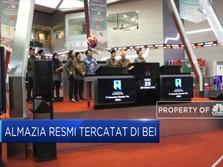 Nusantara Almazia Resmi Melantai Di Bursa Saham
