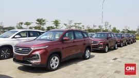 Daftar Ekspor 10 Bulan Mobil China Buatan Indonesia