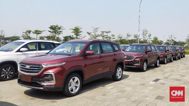 Wuling Pastikan Chevrolet Captiva Tak Dijual di Indonesia