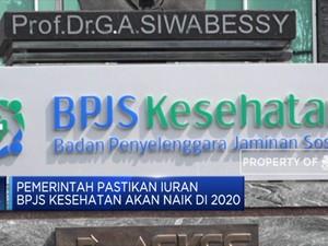 Iuran BPJS Kesehatan Dipastikan Naik Tahun Depan