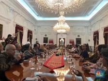 Jokowi Kumpulkan Quraish Shihab dan Tokoh Nasional, Ada Apa?