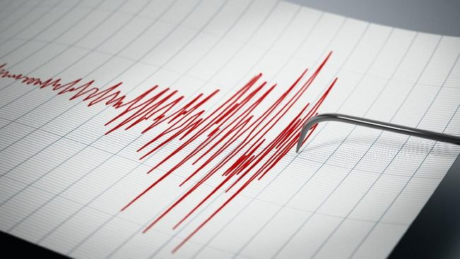 Gempa Magnitudo 6,6 Guncang Sulut, Tak Berpotensi Tsunami