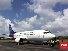 Dikabarkan Setop Operasi, Ini Penjelasan Sriwijaya Air
