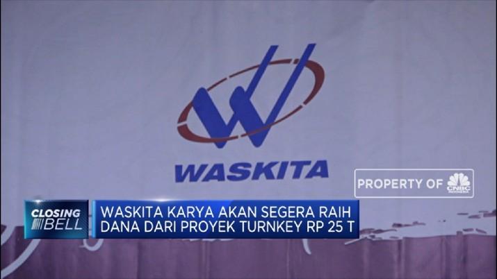 Waskita Klaim Rasio Utang Masih Aman (CNBC Indonesia TV)