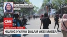 VIDEO: Tindakan Represif Aparat Jadi Sorotan