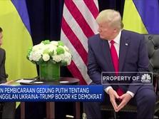 Pembicaraan Ukraina-Trump Bocor, Upaya Pemakzulan Muncul