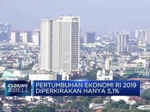 Duh, ADB Pangkas Pertumbuhan Ekonomi Indonesia 5,1%