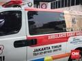 Sembunyikan Batu di Ambulans, Tiga Orang Jadi Tersangka