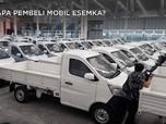 Bukan Jokowi Apalagi Prabowo, Ternyata Ini Dia Pembeli Esemka