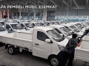 Siapa Pembeli Mobil Esemka?