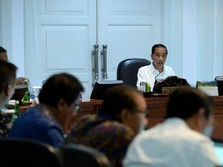 Di Depan Bahlil-Sandi-Erick, Jokowi Ungkap Sosok Capres 2024