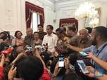 Di Depan Tokoh-Tokoh, Jokowi: Kebakaran Hutan Telah Berkurang