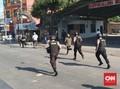 Ratusan Pelajar Ditangkap Polisi saat Hendak Demo di Makassar